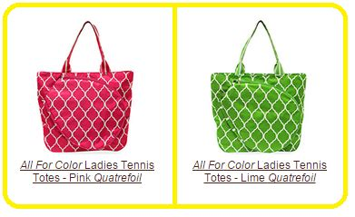 all for color tennis bags lori s golf shoppe all for color tennis