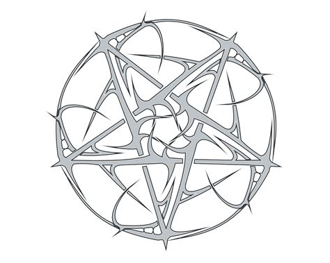 doodle pentagram celtic pentagram drawing www imgkid the image kid