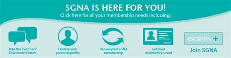 Home Access Center Login by Sgna Society Of Gastroenterology Nurses And Associates