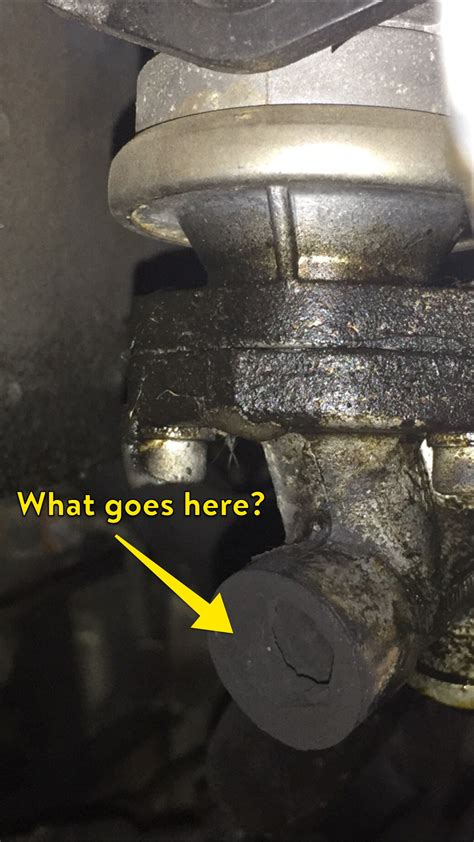 Audi A4 1 8 T Probleme by 2000 A4 Avant 1 8t Need Help Identifying This Part