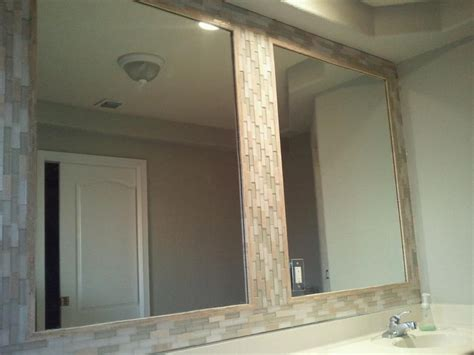 bathroom mirror makeover pin by felicity cuddlepots on bathrooms pinterest