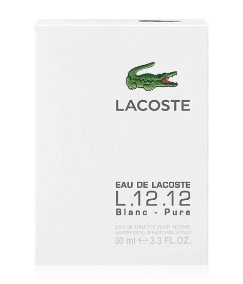Parfume Lacoste L 12 12 Blanch For Original Reject lacoste eau de lacoste l 12 12 blanc eau de toilette