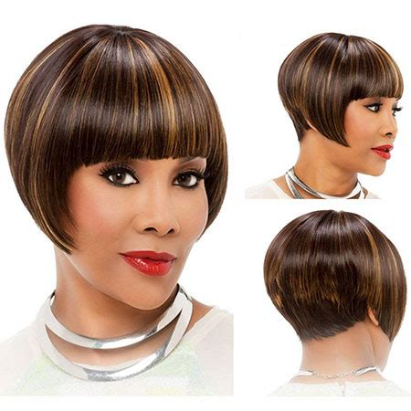 Black Hairstyles For 13 by 30 Popular Haircuts With Bangs Hairstyles