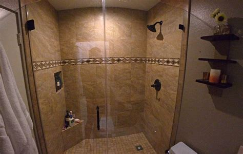 decorative shower bench new frameless shower door shower enclosure with sandstone