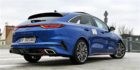 Kia Gt 2019 by Kia Proceed Gt 7dct 2019 Used Car Reviews Review