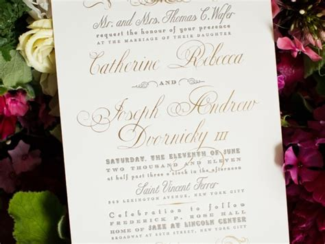Cheap Wedding Invitations Nyc by Wedding Invitations In Nyc Marriage Invitations Unique