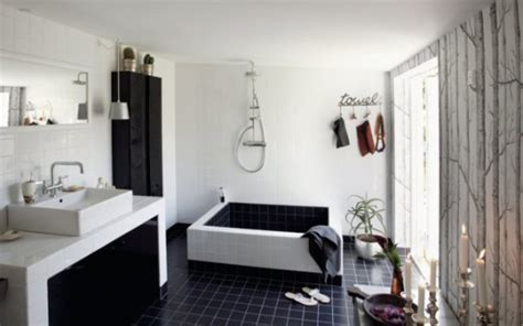 black and white wallpaper for bathroom 36 hd wallpaper