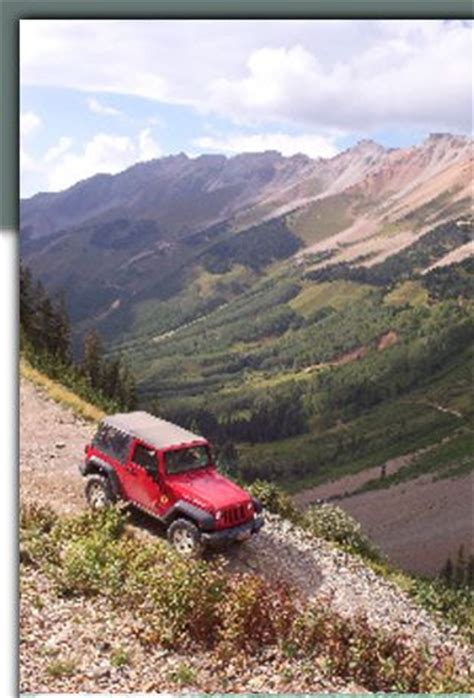 Best Jeep Trails In Colorado 8 Best Images About Jeep Trails Co On Parks