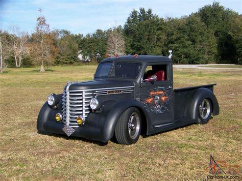 photos of hot rod trucks rare 1948 diamond t truck hot rod custom
