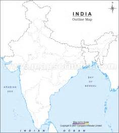 India Map Outline by Gallery For Gt India Map Outline