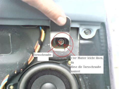 Fenster Nachstellen Anleitung by E46 Cabrio Hintere Seitenscheiben Einstellen 3er Bmw
