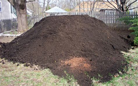 What Is A Yard Of Dirt How To Add New Soil To Reseed A Lawn 171 Gardens Of Plenty
