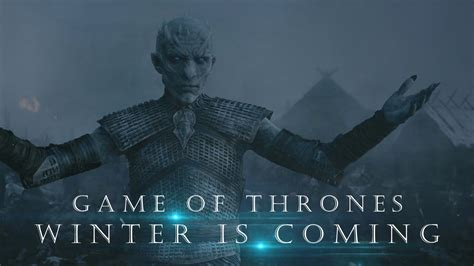 when of thrones coming out of thrones winter is coming