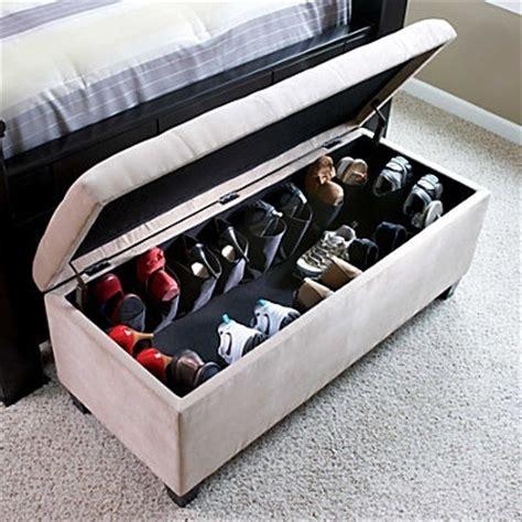 Ikea Shoe Storage Bench by 39 Ing 233 Nieuses Id 233 Es Pour Ranger Ses Chaussures La Suite