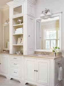 White Bathroom Cabinet Ideas 25 Best Ideas About Bathroom Double Vanity On Pinterest