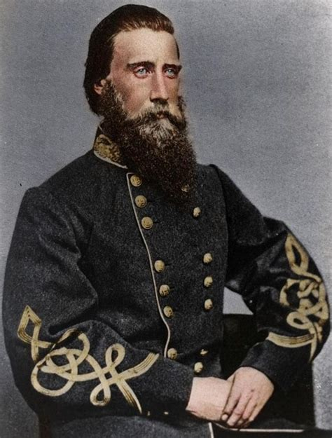 Lhood Had bell was a confederate general during the american civil war had a reputation