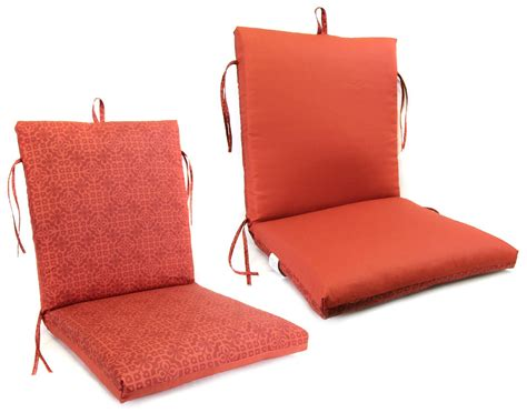 outdoor seat cushions best outdoor replacement chair cushions and look chair