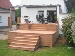 terrasse mit stufe referenz
