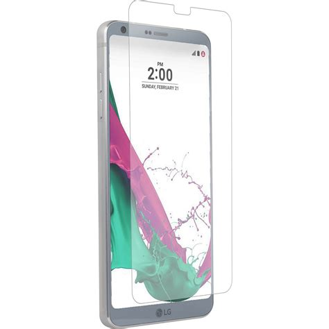 Ringke Lg G6 Screen Protector Invisible Defender Glass 033 zagg invisibleshield glass screen protector for lg g6