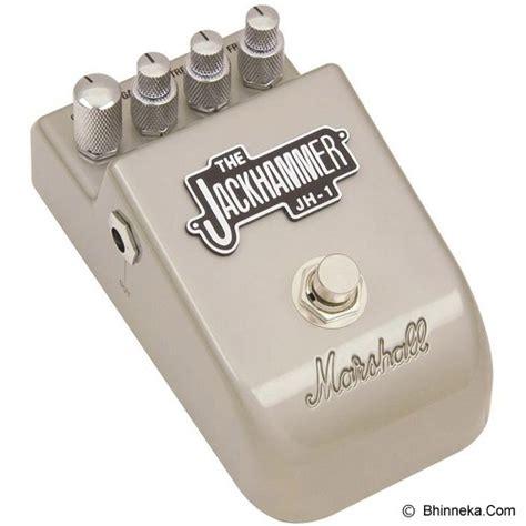 Harga Efek Bass Me 50b jual marshall guitar effect the hammer jh 1 murah