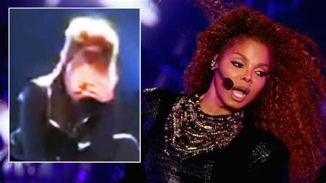 Janet Jacksons Are Bolted On by Janet Jackson Breaks In Tears Mid Concert Daily