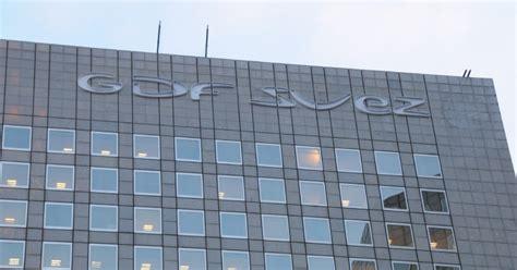 gdf suez siege social gdf suez signe l immeuble voltaire defense 92 fr