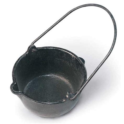 large cast iron pot lead melting large cast iron pot