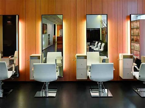 home salon decor hair salon design ideas designer furniture photo of well