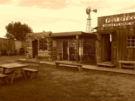 friday photography high plains homestead in sepia