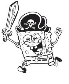 spongebob coloring book coloring pages from spongebob squarepants animated