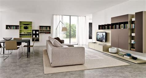 arredare il living arredamento moderno zona giorno mobili porta tv