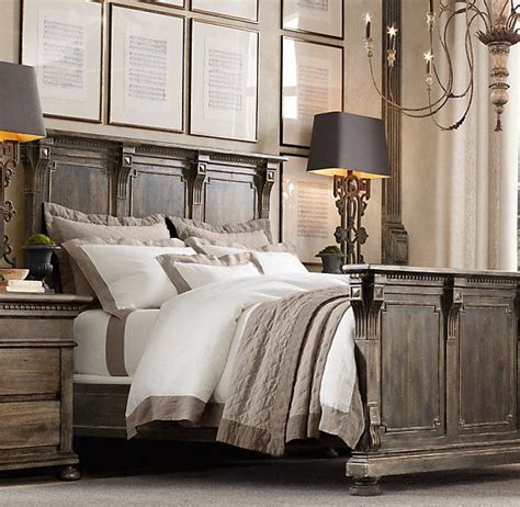 restoration hardware bedroom sets 25 best ideas about restoration hardware bedroom on