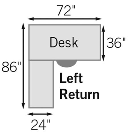 l shaped desk with left return l shaped desk with left return ofg ld1213