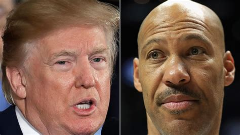 donald trump father trump and father of ucla player spar over arrest in china