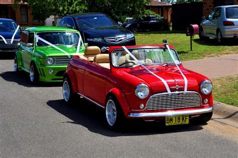 Mini Limo Hire Wedding Stretched Mini Cooper Limo BUSINESS