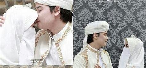 ask fm larissa chou update video pernikahan pasangan muda alvin faiz dan