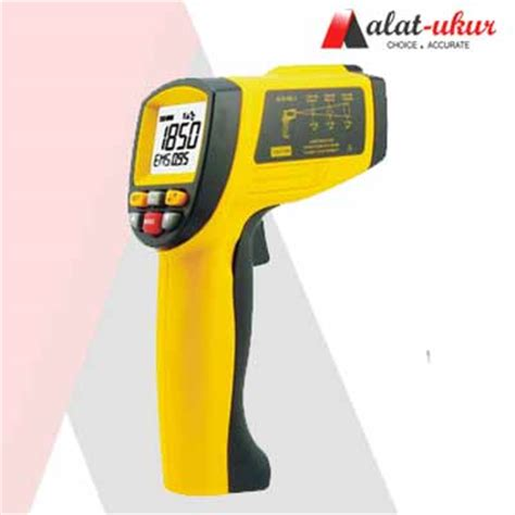 Termometer Cuaca pengukur infrared suhu thermometer amf016