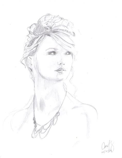 taylor swift coloring pages easy taylor swift by bluturtowls on deviantart