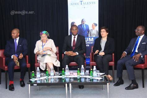 Cabinet De Recrutement Abidjan by Emploi Ouverture Du Forum Afric Talent Abidjan Net Photos