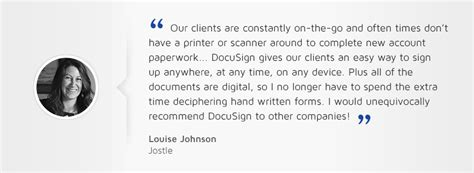 Letter Of Non Repudiation Agreement Electronic Signature Solutions For Technology Docusign