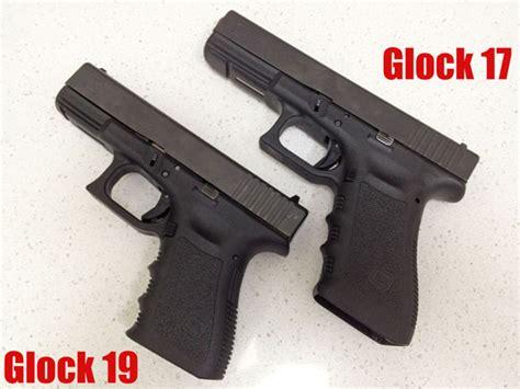 glock 17 vs glock 19 vs glock 26 glock 17 vs glock 19 which would you choose