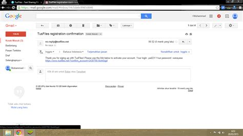 email j t cara daftar akun tusfiles gratis share soft01