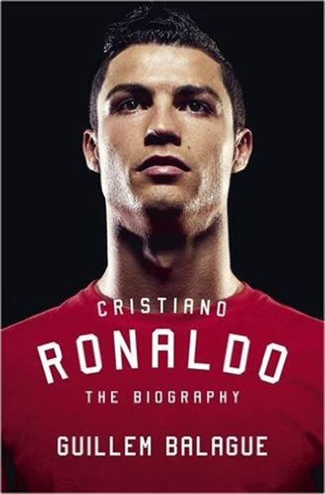 cristiano ronaldo biography spanish guillem balague books