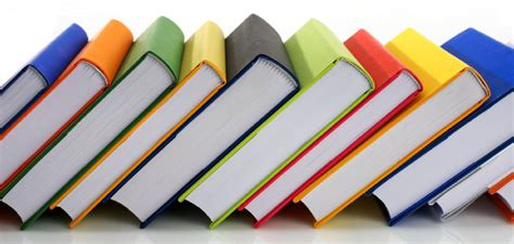 color books books color row png