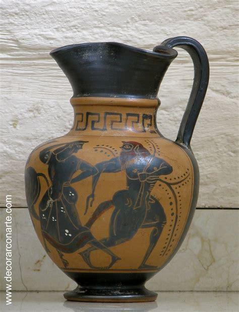 vasi etruschi prezzi oinochoe ceramica greco etrusca alt 22cm vendita di