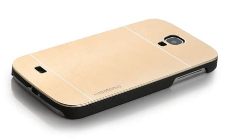Motomo Samsung Galaxy S4 Gold motomo ino metal for samsung galaxy s4 gold at best