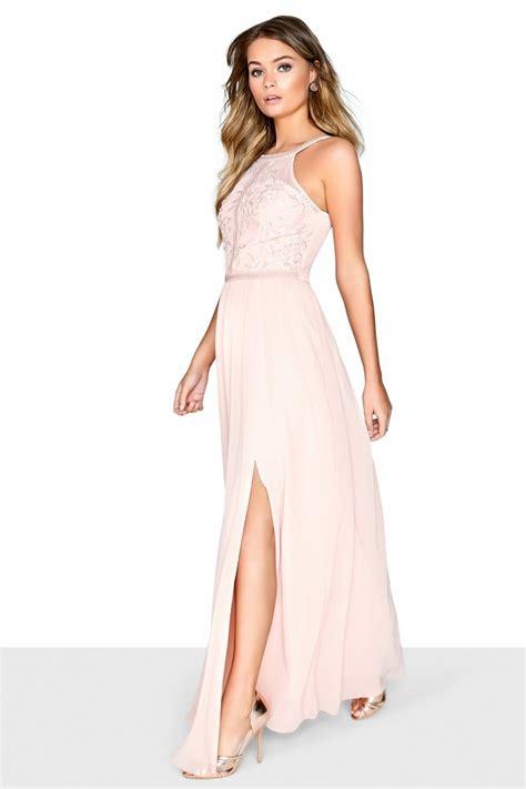 Salmon Dress salmon pink maxi dress