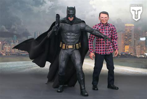 ahok superman bukan hanya superhero ahok juga punya action figure