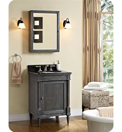 Fairmont Designs Rustic Chic Vanity by Fairmont Designs 143 V24 Rustic Chic 24 Inch Vanity In