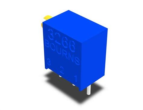 bourns variable inductors bourns inductor 3d model 28 images inductor choque axial bourns mysolidworks 3d cad models